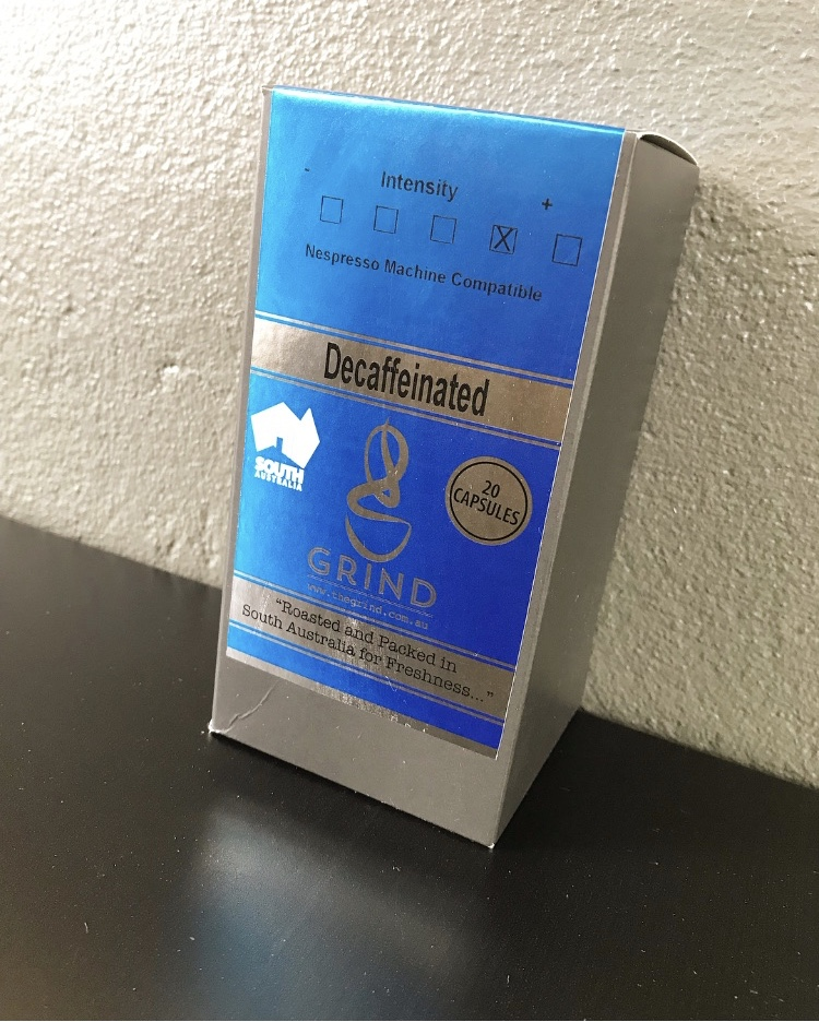 Colombian Decafe Capsules